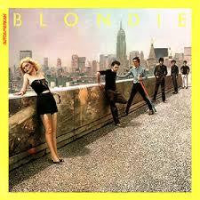 BLONDIE-AUTOAMERICAN LP VG+ COVER VG+