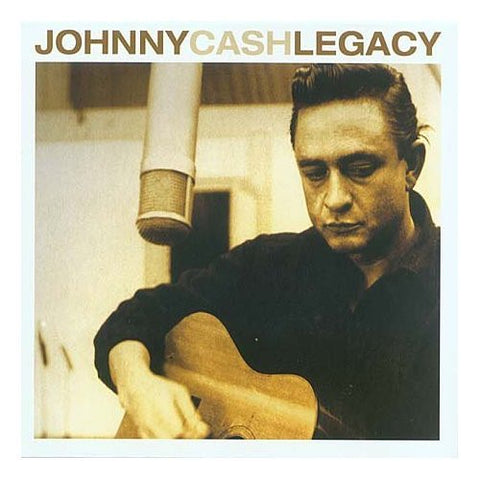 CASH JOHNNY-LEGACY CD VG+
