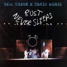 YOUNG NEIL & CRAZY HORSE-RUST NEVER SLEEPS LP *NEW*