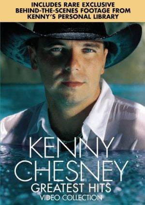 CHESNEY KENNY-GREATEST HITS VIDEO COLLECTION DVD *NEW*