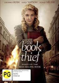 BOOK THIEF THE-DVD VG
