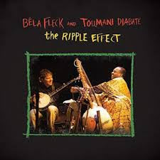 FLECK BELA & TOUMANI DIABATE-THE RIPPLE EFFECT 2LP *NEW*