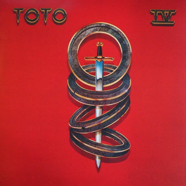 TOTO-IV LP *NEW*