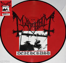 "MAYHEM-DEATHCRUSH 12"" PURPLE EP *NEW*"