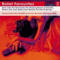 BALLET FAVOURITES-VARIOUS ARTISTS *NEW*