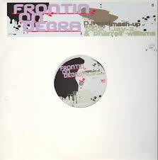 "BECK, JAY-Z & PHARRELL-FRONTIN ON DEBRA PROMO 12"" NM COVER EX"
