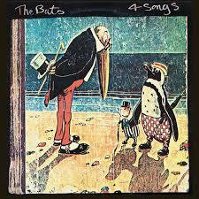 BATS THE-FOUR SONGS EP G COVER VG