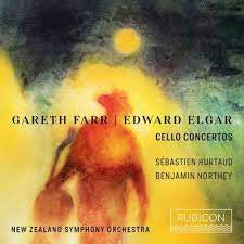 FARR GARETH/ ELGAR-CELLO CONCERTOS CD *NEW*