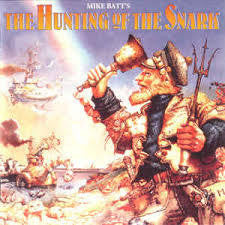 BATT MIKE-THE HUNTING OF THE SNARK LP VG COVER VG+