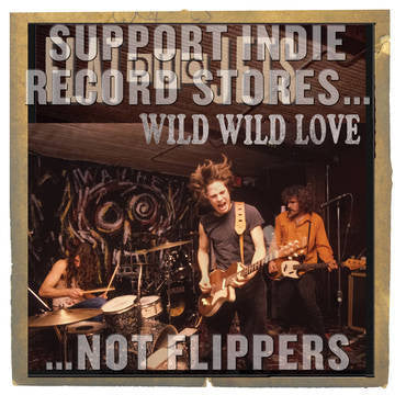 FLAT DUO JETS-WILD WILD LOVE 3LP BOXSET *NEW*