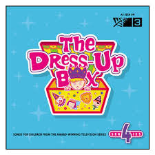 DRESS UP BOX 4-SONGS FROM SERIES 4 *NEW*
