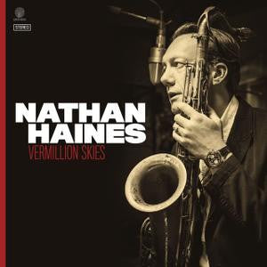 HAINES NATHAN-VERMILLION SKIES CD VG