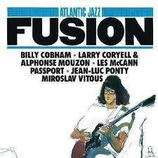 ATLANTIC JAZZ FUSION-VARIOUS ARTISITS CD G