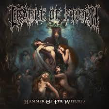 CRADLE OF FILTH-HAMMER OF THE WITCHES CD *NEW*