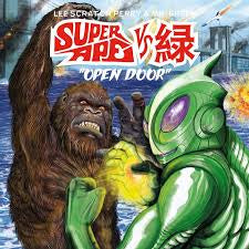 "PERRY LEE ""SCRATCH"" & MR GREEN-SUPER APE VS OPEN DOOR LP *NEW*"