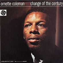 COLEMAN ORNETTE-CHANGE OF THE CENTURY CD VG
