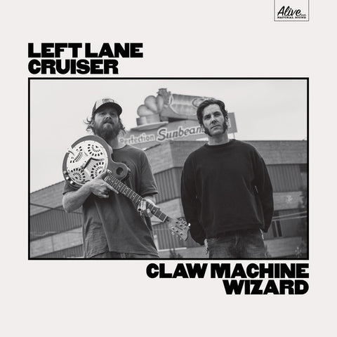 LEFT LANE CRUISER-CLAW MACHINE WIZARD LP *NEW*