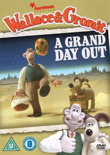 A GRAND DAY OUT DVD REGION 2 VG