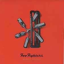 "FOO FIGHTERS-MONKEY WRENCH 7"" VG+ COVER VG"