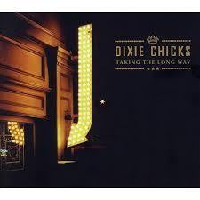 DIXIE CHICKS-TAKING THE LONG WAY CD PLUS DVD VG
