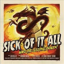 SICK OF IT ALL-WAKE THE SLEEPING DRAGON LP *NEW*