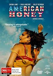 AMERICAN HONEY DVD VG+