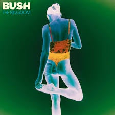 BUSH-THE KINGDOM CD *NEW*