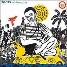 TOOTS & THE MAYTALS-TOOTS & THE MAYTALS LP EX COVER VG+