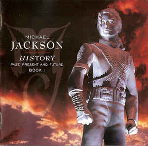 JACKSON MICHAEL-HISTORY PAST PRESENT AND FUTURE BOOK 1 2CD