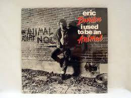 BURDON ERIC-I USED TO BE AN ANIMAL LP VGPLUS COVER NM