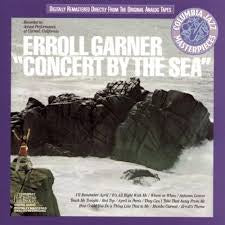 GARNER ERROLL-CONCERT BY THE SEA LP NM COVER VG+