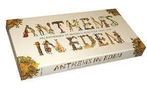 ANTHEMS IN EDEN-VARIOUS ARTISTS 4CD BOXSET VG