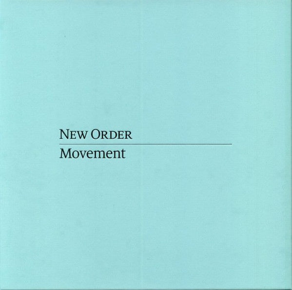 NEW ORDER-MOVEMENT LP + 2CD + DVD *NEW*
