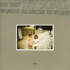JARRETT KEITH-MY SONG LP NM COVER VGPLUS