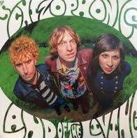 SCHIZOPHONICS THE-LAND OF THE LIVING LP *NEW*