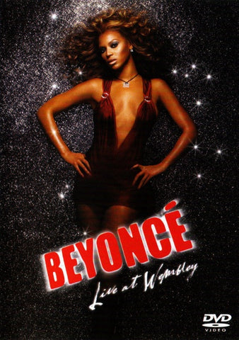 BEYONCE-LIVE AT THE WEMBLEY 2DVD VG