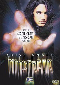 CRISS ANGEL MINDFREAK SEASON ONE 2DVD G