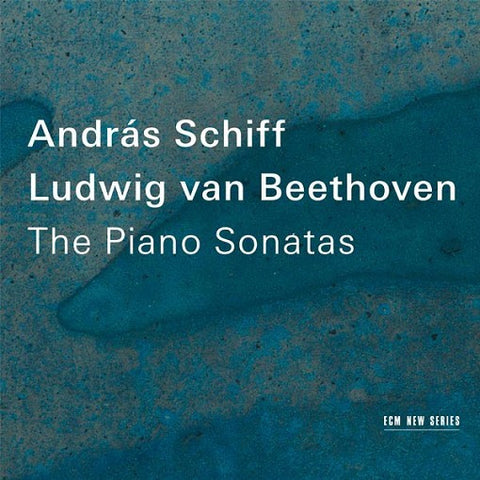 BEETHOVEN-THE PIANO SONATAS ANDRAS SCHIFF 11CD *NEW*