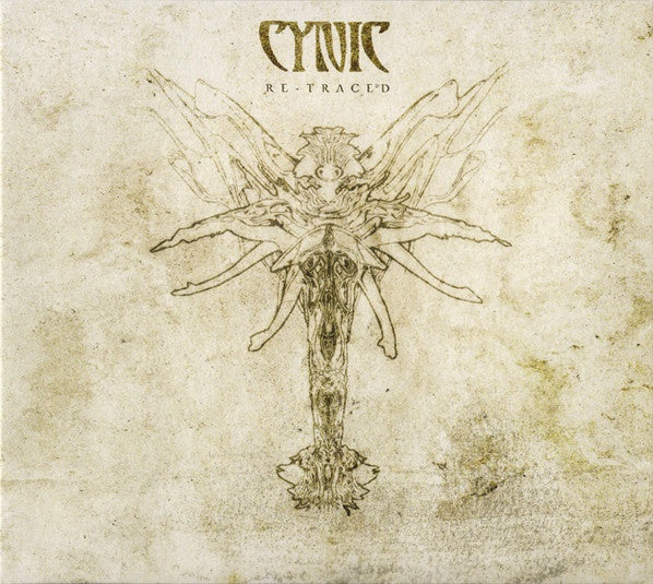 CYNIC-RE-TRACED EP CD VG