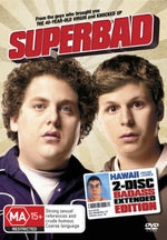 SUPERBAD 2DVD VG