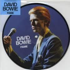 "BOWIE DAVID-FAME PICTURE DISC 7"" *NEW*"