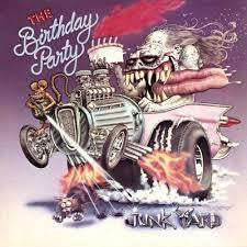 BIRTHDAY PARTY THE-JUNK YARD COLOURED VINYL LP  *NEW*