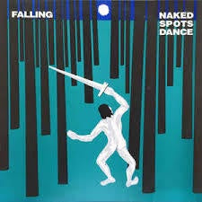 NAKED SPOTS DANCE-FALLING LP EX COVER VG