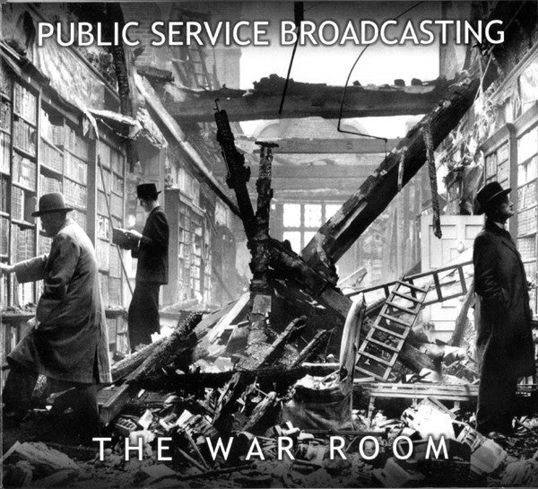 PUBLIC SERVICE BROADCASTING-THE WAR ROOM CDEP *NEW*