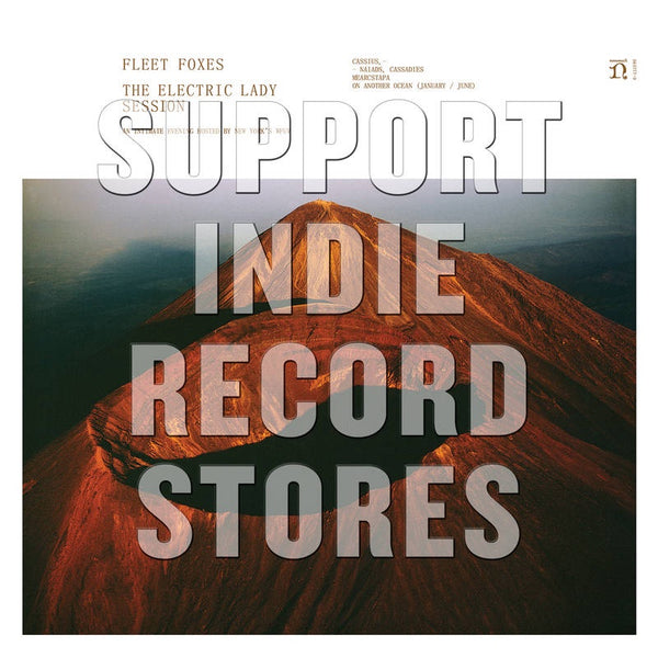 "FLEET FOXES-THE ELECTRIC LADY SESSIONS 10"" *NEW*"