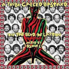 A TRIBE CALLED QUEST-MIDNIGHT MARAUDERS LP NM COVER NM