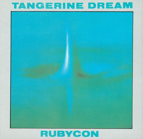 TANGERINE DREAM-RUBYCON CD VG