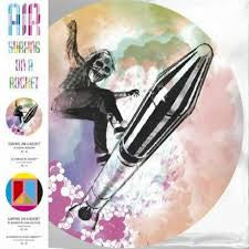 "AIR-SURFING ON A ROCKET 12"" PICTURE DISC *NEW*"