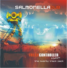 SALMONELLA DUB-FREAK CONTROLLER LP *NEW*