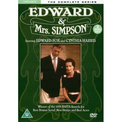 EDWARD AND MRS SIMPSON COMPLETE SERIES 2DVD REGION 2 G